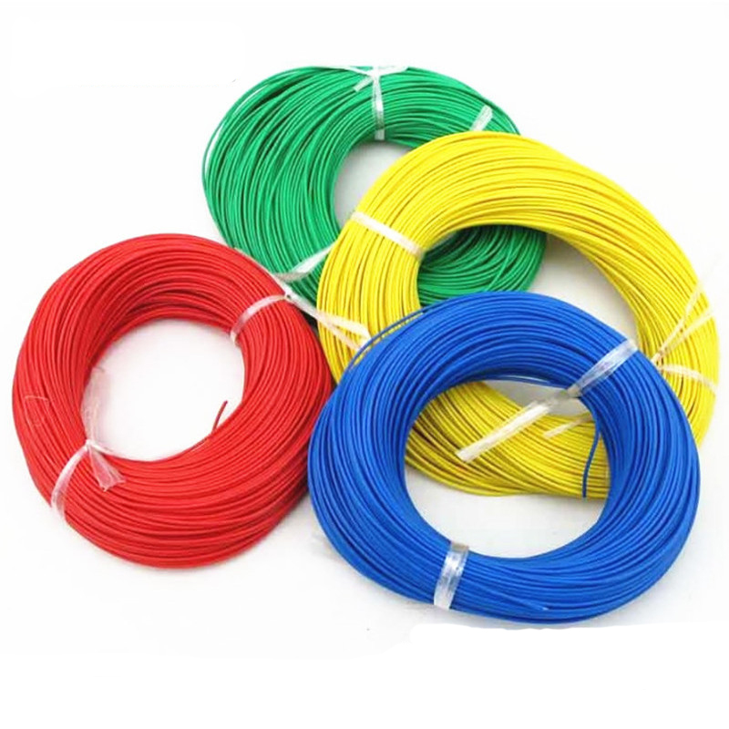 3D Printer Accessories UL1007 22AWG Red Black Yellow Blue White Green American Standard Electronics 5M