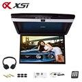 XST 17 3 дюймовый автомобильный потолочный откидной монитор на крышу с поддержкой HD 1080P IR FM передатчик USB SD HDMI Встроенный микрофон
