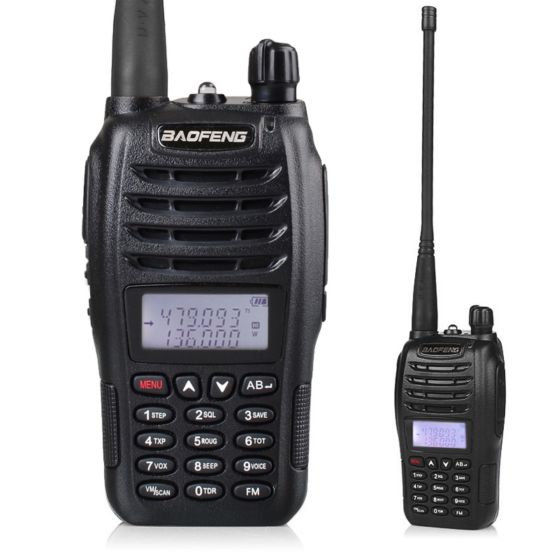 BaoFeng UV-B6 Walkie Talkie 136-174MHz&400-470 MHz Dual Band Two Way Radio UV-B6 Radio StationBaoFeng UV-B6 Walkie Talkie 136-174MHz&400-470 MHz Dual Band Two Way Radio UV-B6 Radio Station