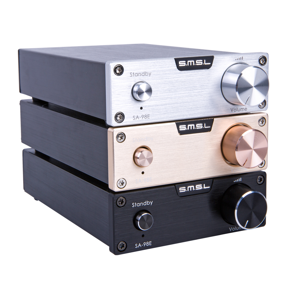 SMSL SA-98E աուդիո ուժեղացուցիչ 2.1 դասի d - Տնային աուդիո և վիդեո - Լուսանկար 3