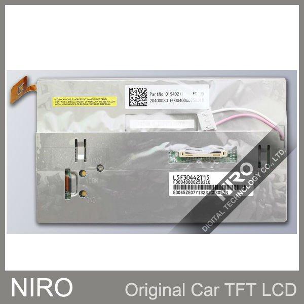 Niro DHL/EMS Новые оригинальные A+ Автомобильные TFT ЖК-мониторы от L5F30442T15 и сенсорный экран
