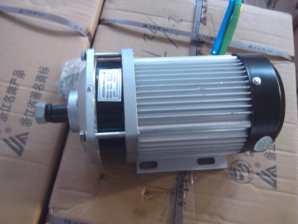 Fast shipping 48v 1200w brushless electric motor unite for Brushless dc motor cost