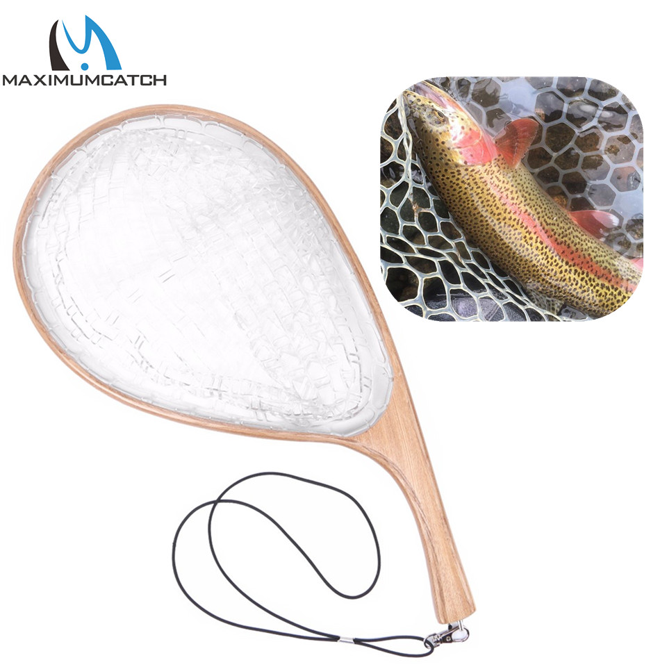 Long Handle Trout Net