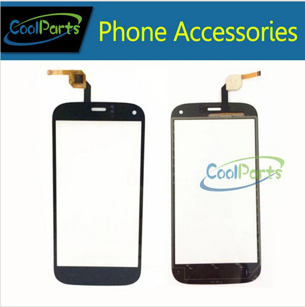 f5ef8f1fd088 Cell Phone Replacement Parts For Wiko Darkfull Touch Screen Digitizer Touch  Glass Panel 10PC Lot