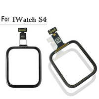 Sinbeda 40mm 44mm Touch Screen Digitizer Glass Lens Panel For Apple Watch Series 4 4st 40mm 44mm Touch Screen Digitizer Glass