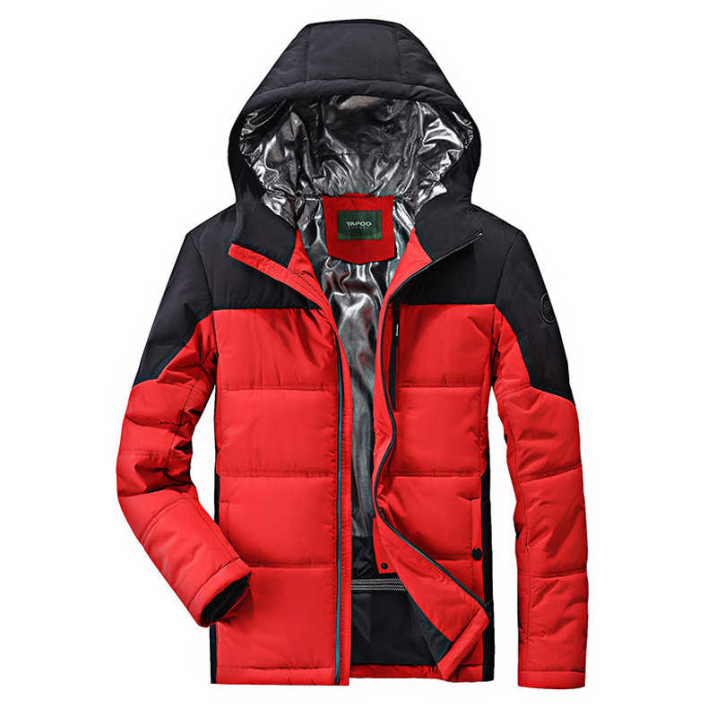 Merk Winter Jas Mannen Parka Jas Hooded Dikke Warme Heren Winter Parka Mannen Windbreaker Parka Chaquetas Hombre Big Size M-4XL
