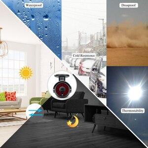 Image 4 - ANRAN 1536P HD 4CH POE Outdoor Wasserdicht Überwachungs System Nachtsicht IP Kameras Kits CCTV System Für Home