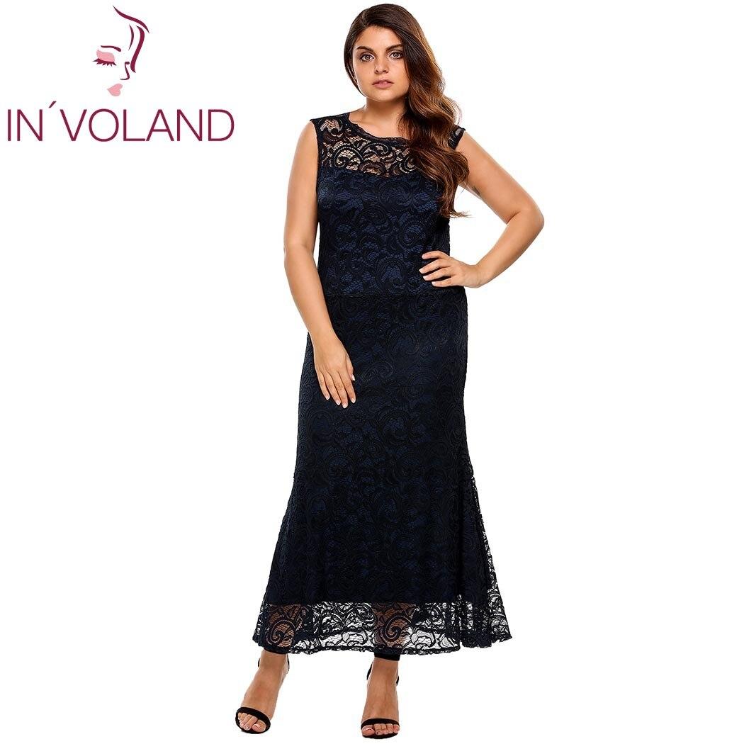 IN'VOLAND ქალის მაქმანი კაბა - ქალის ტანსაცმელი - ფოტო 2