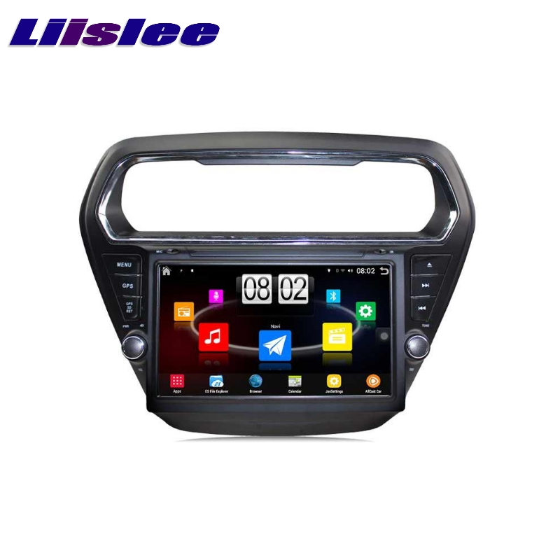 For <font><b>Ford</b></font> For <font><b>Focus</b></font> 2011~<font><b>2017</b></font> LiisLee Car Multimedia TV DVD GPS Audio Hi-Fi Radio Stereo Original Style <font><b>Navigation</b></font> NAVI image