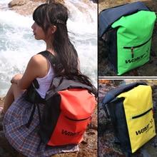PVC 5L 10L 20L Outdoor Waterproof Dry Bag backpack Swimming Bags Sack Storage for Travelling Rafting Boating Kayaking Diving