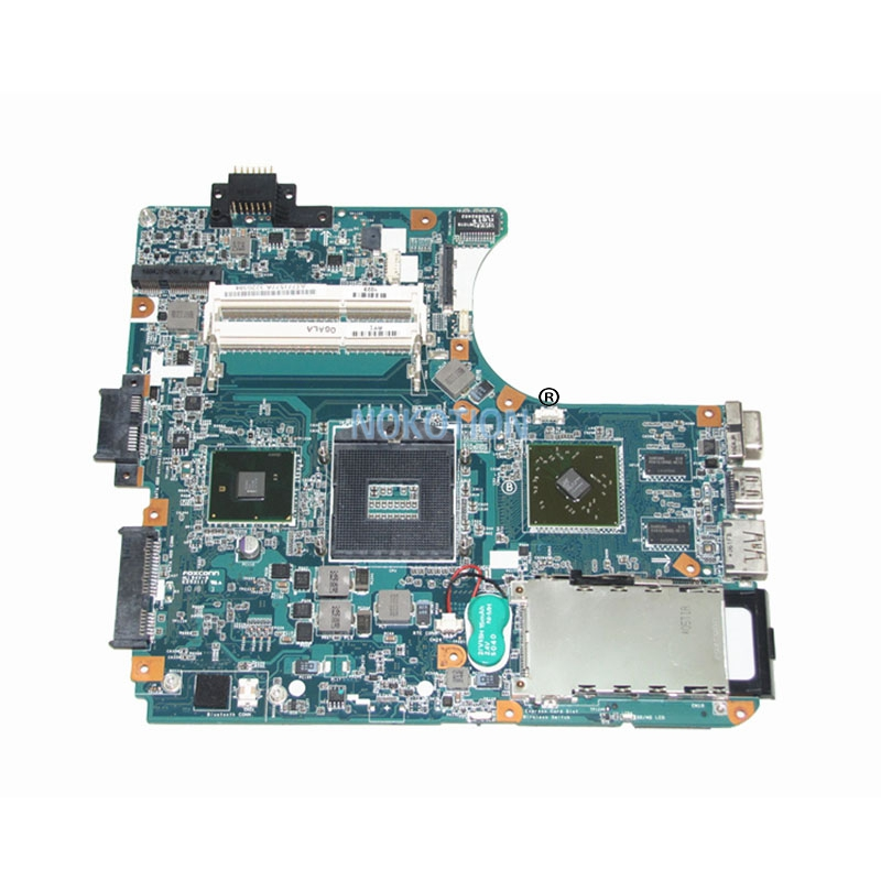 NOKOTION A1771577A MBX-224 M960 1P-009CJ01-8011 Main board for Vaio VPCEB VPC-EB Laptop motherboard HM55 DDR3 HD 4500 mbx 224 laptop motherboard for sony vaio vpc ea m960 mbx 224 a1780052a 1p 009cj01 8011 available new
