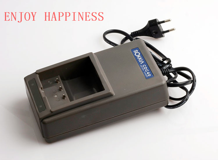 CDC40 Replacement Battery Charger For Sokkia BDC35/BDC35A Surveying Instruments cdc40 battery charger for sokkia total station surveying instruments