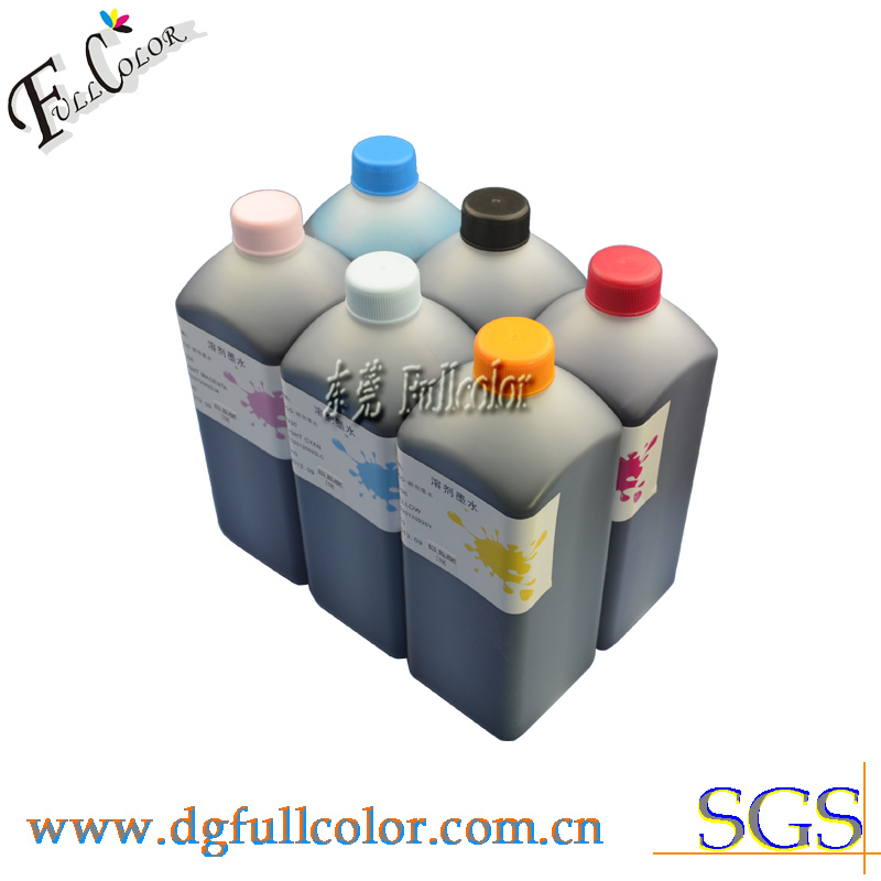 Free shipping! 6 colors eco-solvent ink printer ink for Epson stylus photo T50 inkjet printer