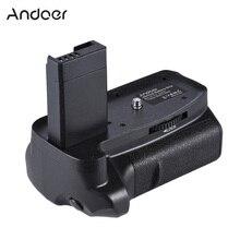 Andoer BG 1Hแบตเตอรี่แนวตั้งGripสำหรับ 2 * LP E10 Battery GripสำหรับCanon EOS 1100D 1200D 1300D / Rebel T3 t5 T6 กล้องDSLR