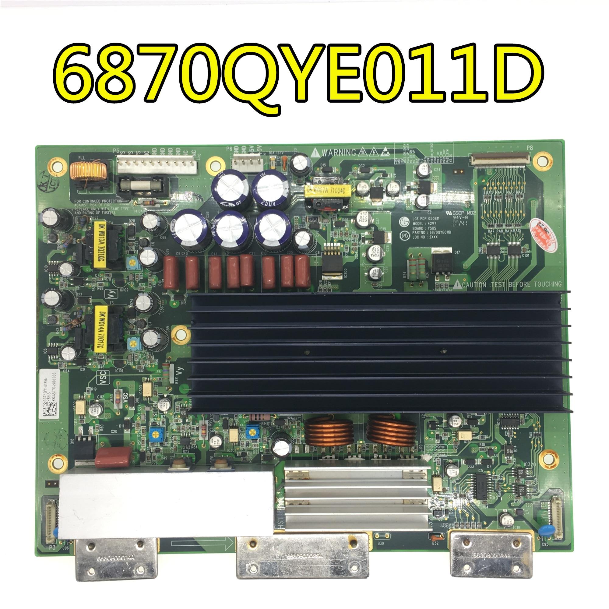 Original 100% Test For LG 42V7 Y Board 6871QYH045D 6871QYH036D 6870QYE011D