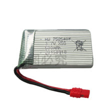 3.7V 500mah Lipo Battery For Syma X5HC X5HW RC Quadcopter Spare Parts 3.7V 500mAh Battery RC Camera Drone Accessories