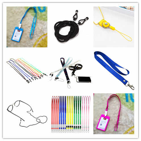 DIY Fresh Leaves Neck Strap Lanyards for keys ID Card Gym Phone Straps USB badge Holder Phone Hang Rope Lanyard for Sunglasses
