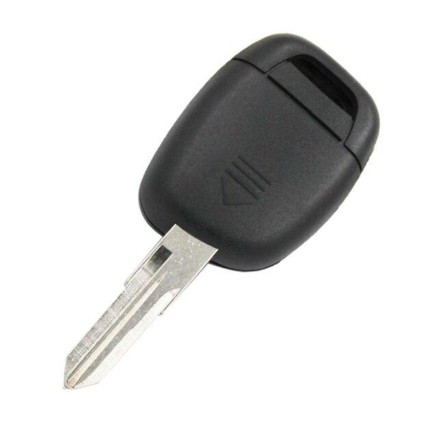 Porte-clés lame VAC102 et PCF7946 | Livraison gratuite, 1 bouton, pour Renault Clio Kangoo Twingo