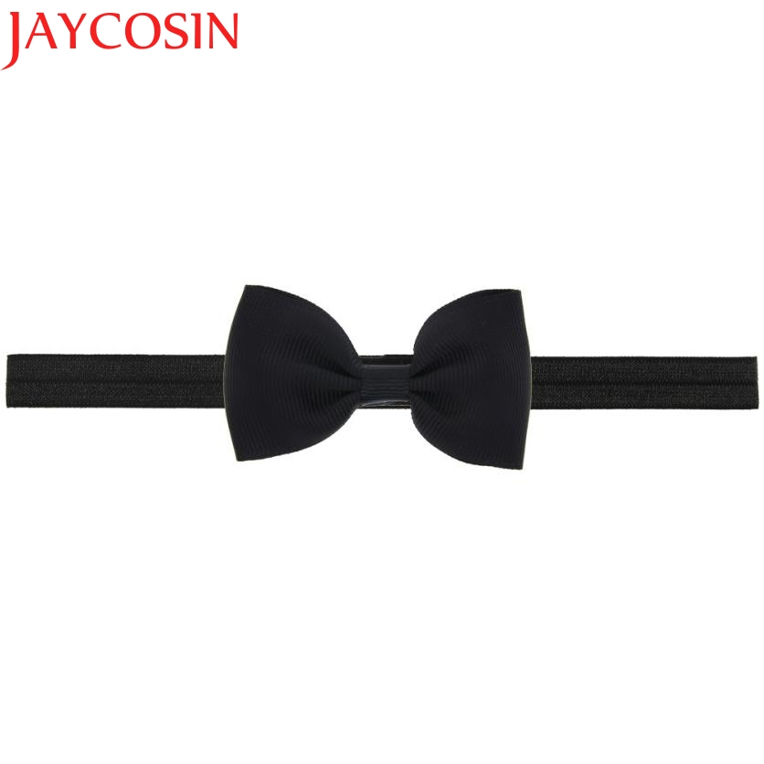 JAYCOSIN Girl Bowknot Mini Headbands hair accessories cute hair band newborn floral headband L20 Drop Shipping 4pcs set fashion cute kid girls headband bowknot headbands bows band hair accessories acessorios para cabelo