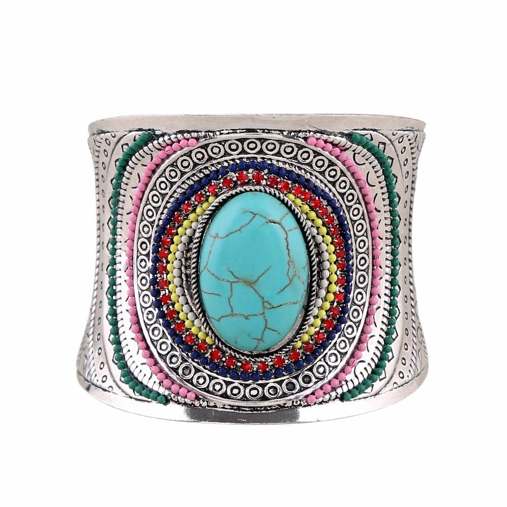 boho bracelet carter love bangle bracelets womens silver plated mantra indian jewelry bracelet jonc
