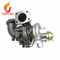 For Mitsubishi L 200 / Pajero III 2.5 TDI 4D56 85KW / 115HP 2001 TF035 NEW complete turbine turbocharger 49135 02652 49S35 02652