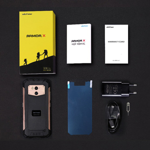 """Image 5 - Ulefone Armor X Waterproof IP68 Smartphone 5.5"""" HD Quad Core Android 8.1 2GB+16GB 13MP NFC Face ID 5500mAh Wireless Charge Phone"""
