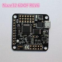 Naze32 Rev5 / Rev6 6 10 DOF 6dof regulador de vuelo w brújula barómetro Flip32 32 + Flip32 Multicopte