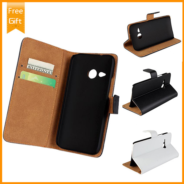 HTC One mini 2 Cover,100% Original Leather Flip Case Cover Mini M8 - Shenzhen Mobile Phone Accessories/Case Co., Ltd store