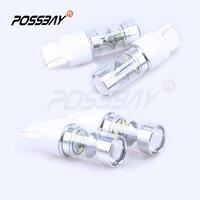 Super Bright T20 7440 7443 T25 3156 3157 White LED 45W Reverse Tail Light Bulb Lamp