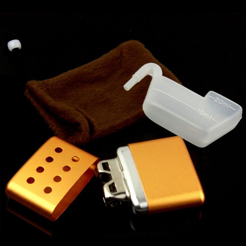 Firedog Outdoor Heißer Verkauf Neue Mode Kleine Tragbare Wiederverwendbare Metall Aluminium Tasche Handschuh Hand Wärmer Multi Farben