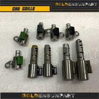 TB 60NF TB65 SN A960E A960 Transmission solenoids kit 9pcs for Toyota Lexus 6 SPEED GS300 IS250 IS300 05up