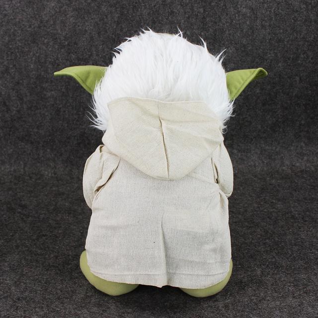 35cm Star Wars Yoda Plush Toys Soft Stuffed Kids Doll Yoda Soft Toys Doll Birthday Gifs