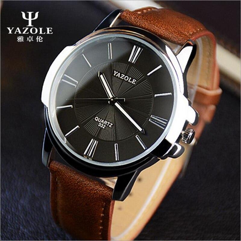 2016 yazole световой Часы Для мужчин часы лучший бренд ...