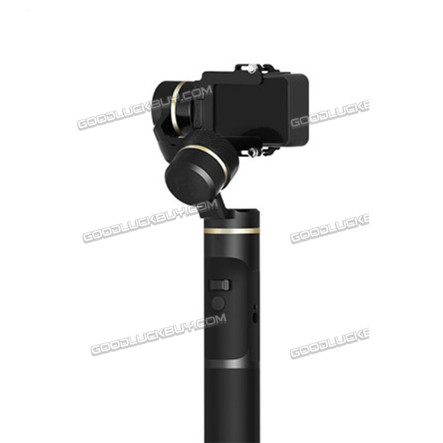 Feiyu G6 3-axis gimbal stabilizer Wifi+Bluetooth OLED Screen for Hero 6 5 4 RX0