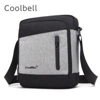 2019 Newest Cool Bell Brand Nylon Messenger Bag For ipad 1/2/3/4, For 8,9.10 Tablet, Case For ipad air,Free Drop Shipping 502