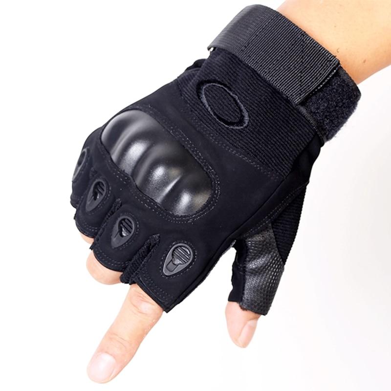 Motorcycle Gloves Half Finger Outdoor Sport Cycling Motocross Gloves Gants Luva Motoqueiro Guantes Motocicleta Luvas de moto