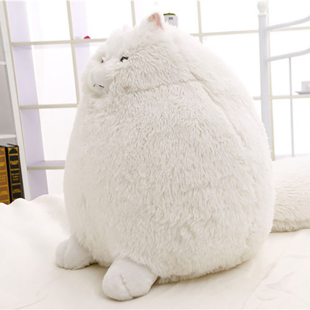 Fat Pet Cats Persian Toy