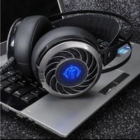 GS915 Professional Gaming Headset 7 1 Surround Sound Vibration Function USB Sereo HIFI Bass Gaming Headphone