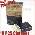 EN-EL14 ENEL14 EN EL14 baterias digitais bateria da Câmera Para Nikon D5200 D5100 D3100 D3200 P7100 P7000 MH-24 bateria