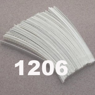 Бесплатная Доставка 200 шт. SMD 1206 Резистор 0R 5% 0Ohm 0R 1206 Резисторы