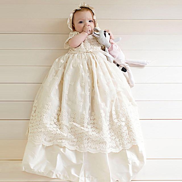 Ersten Geburtstag Mädchen Partei Mädchen Taufe Kleider Vintage Baby ...
