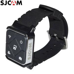 Image 4 - Original SJCAM Remote Control WiFi Watch/Wrist Band Remote Battery Selfie Sticks/Monopod for A10/M20/SJ6 /SJ10 SJ9 SJ8 Air/pro