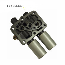 Gearbox For Honda CL MDX TL D150 Acura Accord Odyssey Pilot Prelude Transmission Dual Linear Solenoid 28250-P6H-024 98-07 high quality 28260 rpc 004 transmission dual linear solenoid for honda civic fit 07 08