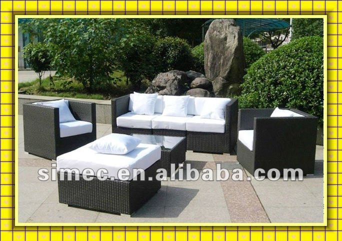 factory hot sale new design cheap price good quality garden rattan sofa set outdoor furniture patio