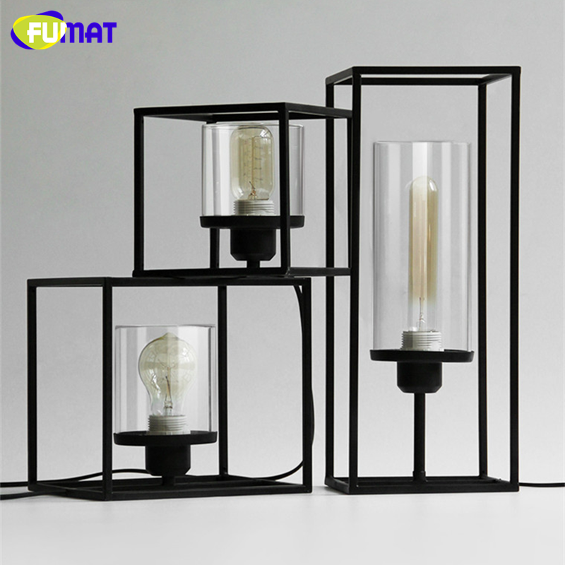 Cubic Table Lamp 11