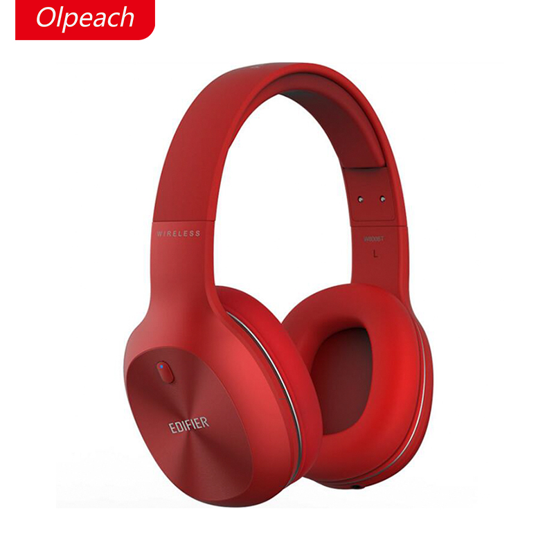 Olpeach W800BT Bluetooth Headset Headphones Stereo Wireless Earphone for Phone Android Phone Computer fone ttlife brand s33 noice canceling headset wireless bluetooth headphones stereo earphone microphone for ios android smartphones