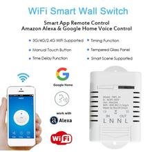 16A WiFi Smart Home Switch Work with Amazon Alexa Google Home Timing Schedules Smart Scene 16A 3520W APP Remote Control DS35 wifi smart socket wall plug switches app remote control work with amazon alexa google home ifttt timing schedule advanced switch