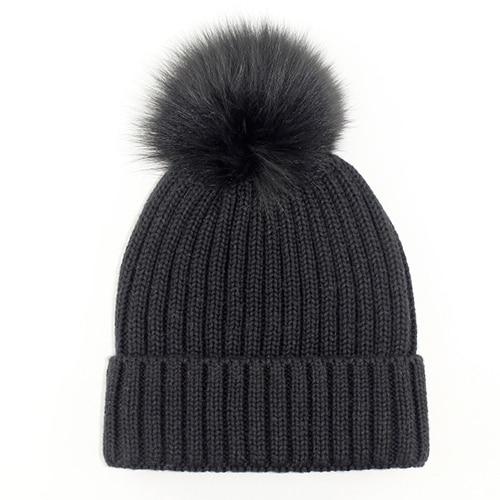 Рождественский подарок для мальчиков и девочек шапка 6 цветов Детская шерстяная одежда Кепки маленьких Обувь для девочек зимняя модная детская одежда шапочка Шапки Обувь для мальчиков сплошной принт bmz43 - Цвет: Black