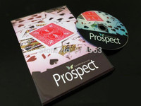 Prospect DVD And Gimmicks By SansMinds Magic Trick Close Up Stage Street Magic Tricks Classic Magia