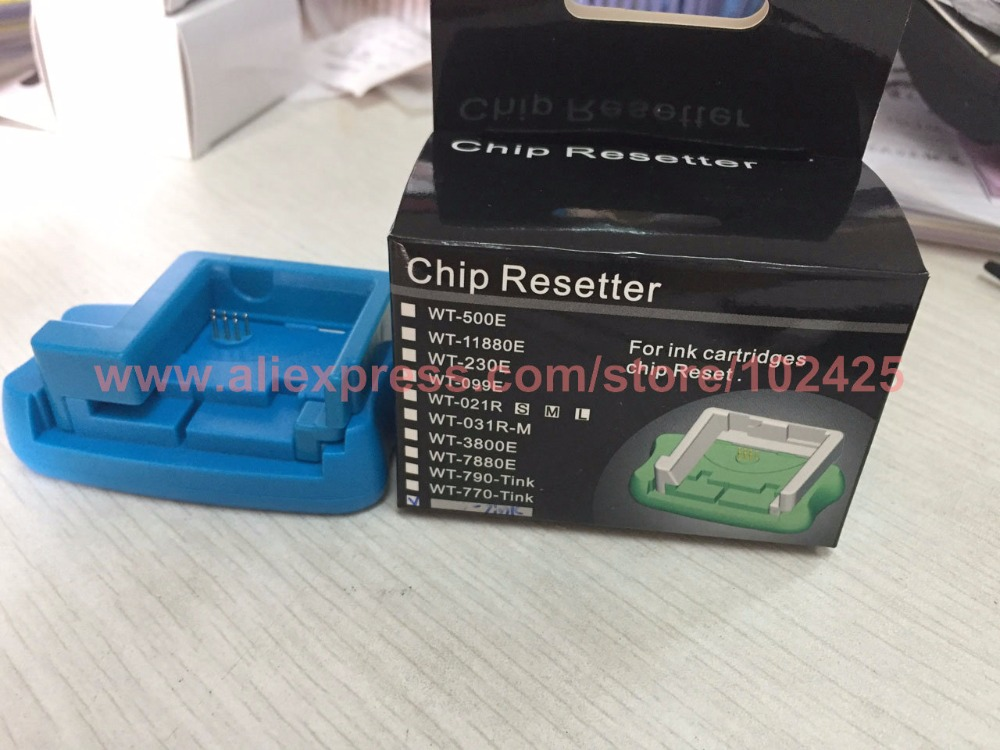 Maintenance Tank Chip Resetter For Epson Stylus Pro 3800 3800C 3850 3880 3890 3885 Printer stylus pro 3800 3800c 3850 3880 3885 3890 cr sensor printer parts